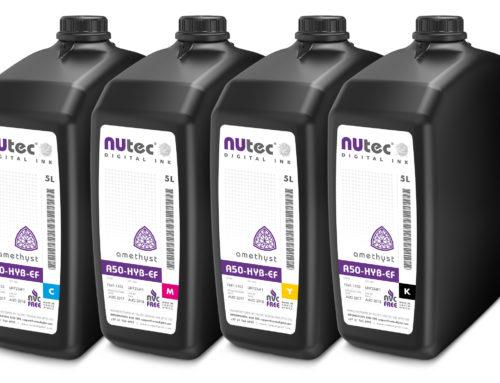 NUtec offers UV alternative inks for EFI® VUTEk®
