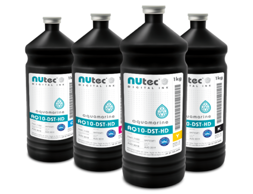 NUtec develops Ultra-High Chroma dye sublimation ink