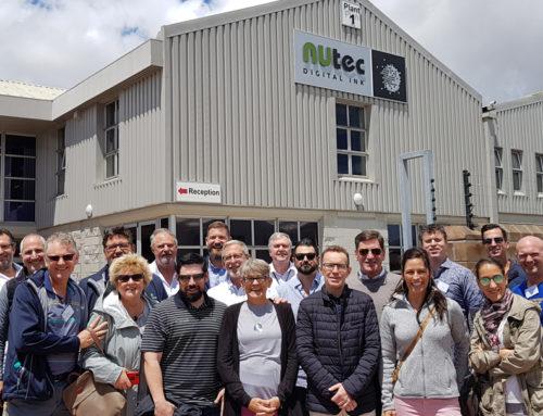 NUtec hosts Global Imaging & Graphics Association (GIGA)