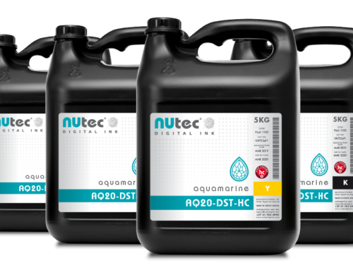 NUtec Digital Ink's water-based dye sublimation range grows