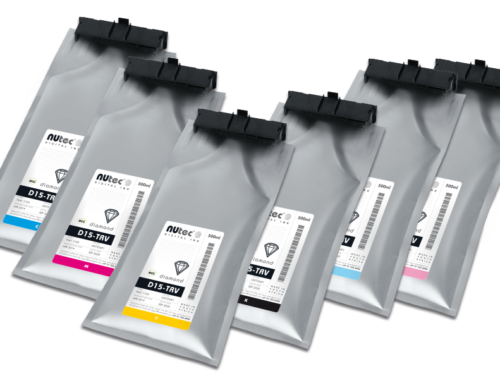 NUtec launches eco-solvent ink for TrueVIS VG & SG printers
