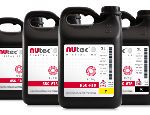 NUtec launches Ruby UV ink range optimised for LED