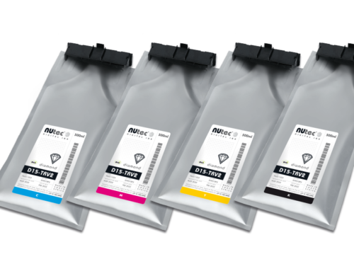 NUtec's TRV2 ink for Roland gains global momentum