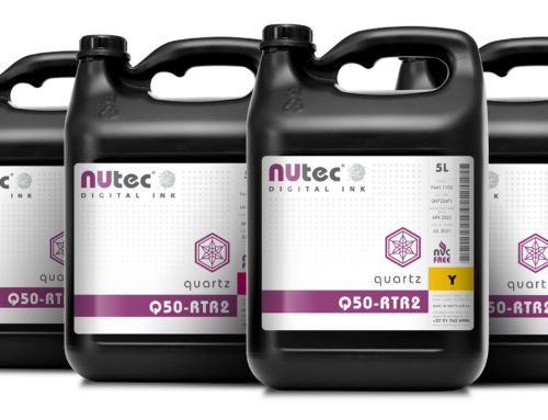 NUtec's UV-curable ink range grows with new Q50-RTR2
