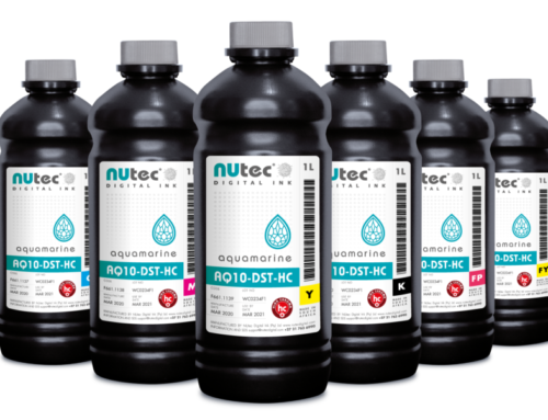 NUtec adds fluorescent inks to expanding dye sub range